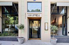 """A Contemporary Barcelona Neighborhood Hotel – """"Brummell"""""""