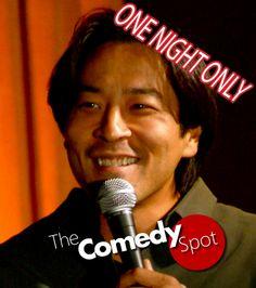 Scottsdale Comedy Spot presents BOB KUBOTA