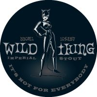 Wild Thing Imperial Stout - Port Stehpens still to taste.