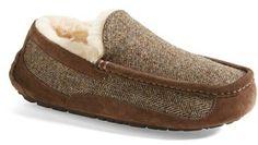 Men's Ugg Ascot Tweed Slipper