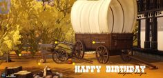 In a bad romance: Happy Birthday gift • Sims 4 Downloads