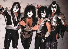 KISS traces its roots to Wicked Lester, a band started by founders Gene Simmons and Paul Stanley. Description from hippierefugee.blogspot.com. I searched for this on bing.com/images