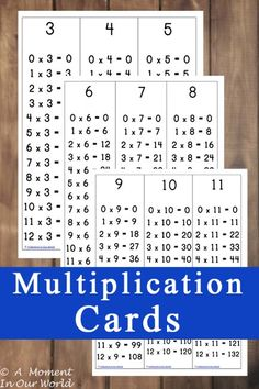 this pdf download contains a color coded set of multiplication flash cards for numbers 1 9 with. Black Bedroom Furniture Sets. Home Design Ideas