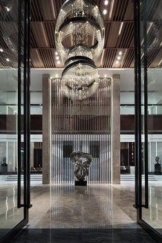 DK帝凯设计现代城销售中心 - 名师设计...: