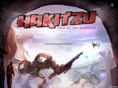 148 Apps Review - Hakitzu: Code of the Warrior.  1st April 2013