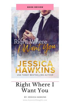 Right Where I Want You made me itchy with anticipation and sadly ended up falling flat for me. If Justin gets a story though, I will be all over that!