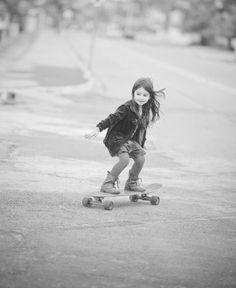 Faire du skate