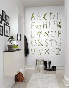 Product image for Wall mural ABC for the spelling bee http://rebelwalls.com/collections/no-3-greenhouse/abc-for-the-spelling-bee/