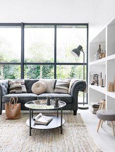 Hektar Lamp from IKEA, grey | madaboutthehouse.com