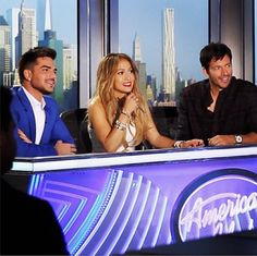 Last night's American Idol judges stopped in Jennifer Lopez's hometown of New York for auditions and welcomed former #Idol alum, Adam Lambert as a guest judge. Our Idol expert has you covered and shares the best of #NYC's #IdolAuditions. #music #television