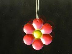 Fensterschmuck - 3 Sonnenfänger Blüte - ein Designerstück von Luflom bei DaWanda