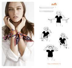 Tickets To New York: PLAY TIME HERMÉS SCARF