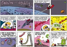 """A great comic for """"imagination"""". Also great for reading comprehension and making """"smart guesses"""" due to all of the 'jargon"""" words! 