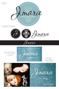 photography logo, header, watermarks