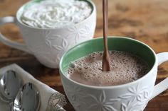 The Ultimate Hot Chocolate | Brittany's Pantry