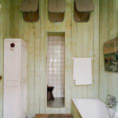 La salle de bains aux tabatières