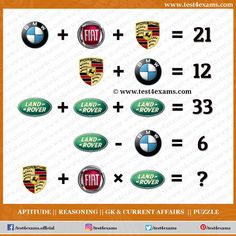 Solve the Car logo Logic Picture Puzzle to improve your Logic Skills. Always we create various types and different logic Picture Puzzles. Fun Brain, Brain Games, Brain Teasers Pictures, Play Quiz, Brain Teaser Puzzles, Logic Puzzles, Picture Puzzles, Picture Logo, Car Logos