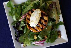 Grilled Peach Salad Recipe   POPSUGAR Food