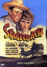 Stagecoach (1939) by John Ford