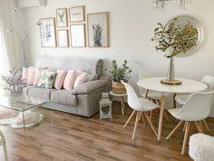 8 ideas to make a cozy room - HomeDBS Home Living Room, Living Room Designs, Living Room Decor, Cozy Room, Home Interior Design, Home Decor, Coin, Living Comedor, Lounge Design