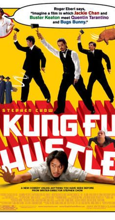 """Directed by Stephen Chow.  With Stephen Chow, Wah Yuen, Qiu Yuen, Shengyi Huang. In Shanghai, China in the 1940s, a wannabe gangster aspires to join the notorious """"Axe Gang"""" while residents of a housing complex exhibit extraordinary powers in defending their turf."""