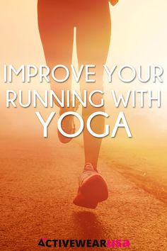 Try adding these 3 yoga poses to your running routine and you will notice an improvement in your strength and flexibility, and thus in your running performance as well. #yoga #running
