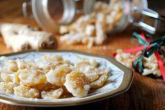 Le caramelle di zenzero sono ottime come fine pasto, il loro gusto dolce, agrumato e leggermente piccante allo stesso tempo risulta davvero gradevolissimo.