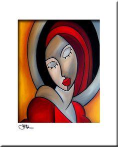Spellbound - Original Abstract painting Modern pop Art print Contemporary colorful madonna portrait face decor by Fidostudio Modern Pop Art, Modern Prints, Art Prints, Pop Art Collage, Cubism Art, Chicago Artists, Abstract Art, Tempera, Vintage Marketplace