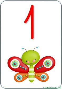 Numbers Preschool, Math Numbers, Preschool Printables, Preschool Classroom, Preschool Worksheets, Letters And Numbers, Preschool Activities, Kindergarten, Fun Worksheets For Kids