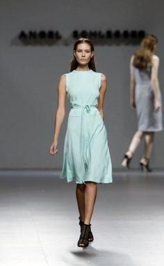 Angel Schlesser MB Fashion Week Madrid Primavera Verano 2014