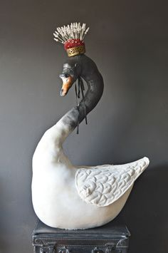 Mister Finch Swan