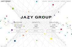 JAZY GROUP | Web Design Clip