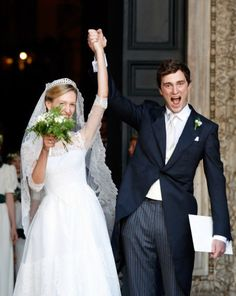 Okay, so Prince Amedeo of Belgium just got married. We'll forgive him because of his clear joy on the big day. - The 10 Hottest Royals in the World | StyleCaster