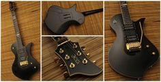 J.E.G. Luthier | GUITARRAS