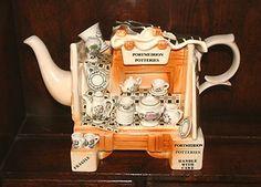 PORTMEIRION - THE CHINA STALL CARDEW COLLECTORS TEA POT - BOTANIC GARDEN | eBay