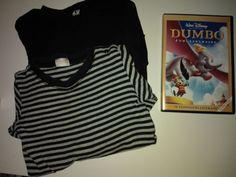2 x body ja Dumbo dvd