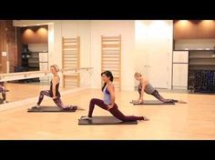 Barre Fitness | Butt Workout | Lifting Lower Body Workout - YouTube