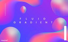 Colorful fluid gradient background vector | free image by rawpixel.com / Kappy Kappy Pastel Gradient, Gradient Color, Graphic Design Trends, Graphic Design Posters, Web Design, Fond Design, Vector Can, Vector Free Download, Gradient Background