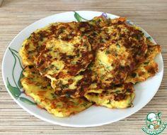 Пикантные тыквенные оладьи с сыром - кулинарный рецепт
