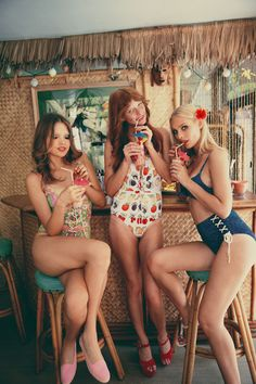 """WILDFOX Resort 2014 """"Angels Off Duty"""" LookBook - The Cool Hour 