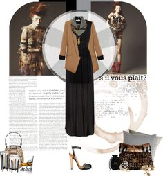 """""""Untitled #288"""" by mariekc ❤ liked on Polyvore"""