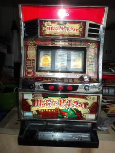 113 best pachislo skill stop slot machines images on pinterest rh pinterest com slot machine repair guide mills slot machine repair manual