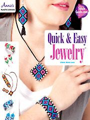 Plastic Canvas - Quick & Easy Jewelry - #888099