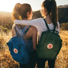 Back to School shopping is more fun with friends. We've made Back to School shopping easy with our Back to School Collection now live on fjallraven.us. Check it out!