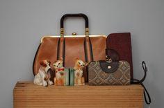 Vintage handbag and purses by Lost Property Vintage - FashionFilmsNYC.com
