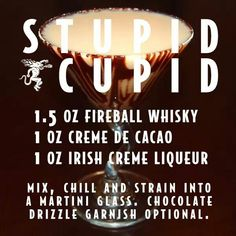 Not so stupid cupid!
