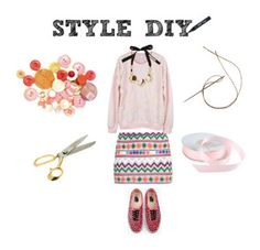 """""""111111"""" by stacyco ❤ liked on Polyvore featuring Gryphon, Handle, Needle & Thread, Marni Edition and NYX"""