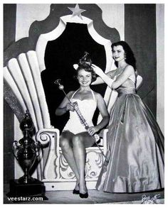 BEAUTY Incorporated: 1953 Miss Universe: Christiane Martel of France