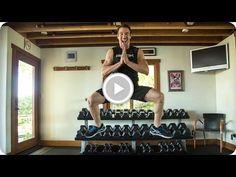Free Video - How To Squat—Plyo & Weighted Variations | Tony Horton Fitness @tony_horton