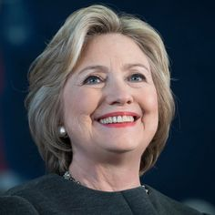 Presidential Nominee Hillary Clinton